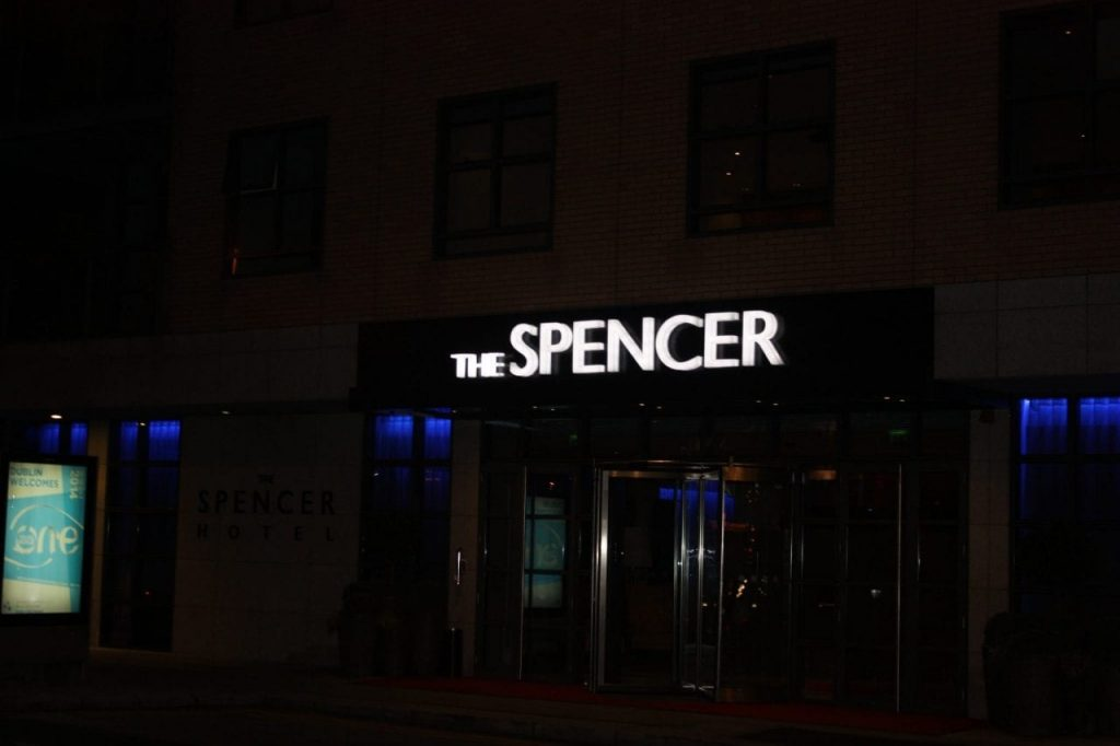 The spencer white