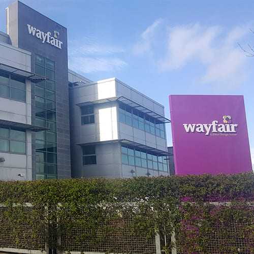 Business-Signage-for-Wayfair-made-by-Elite-Branding 3