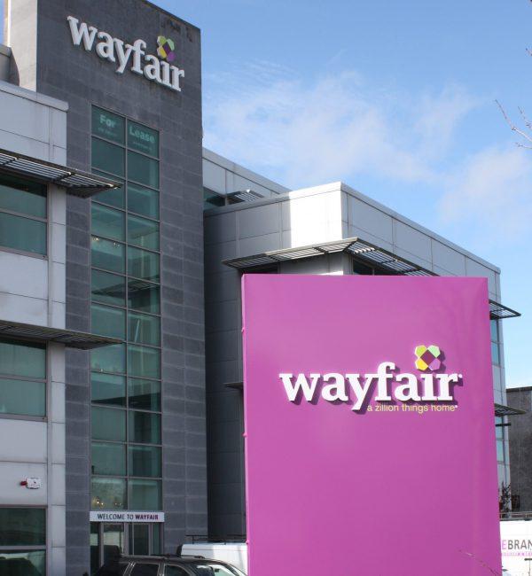 WayFair-Signage